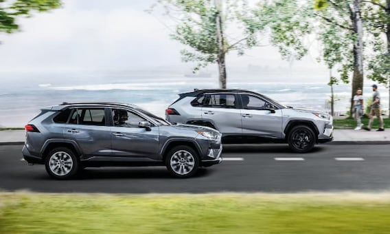 All New 2021 Toyota Rav4 Lease Deals 230 Mo For 36 Mos In Northbrook Il
