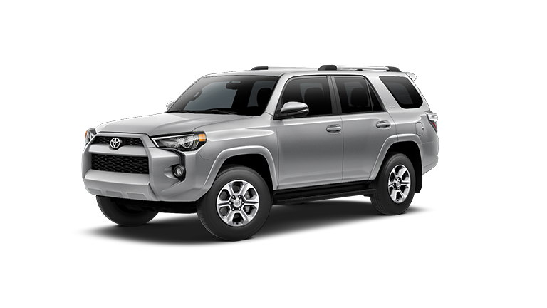 2019 Toyota 4Runner in Silver