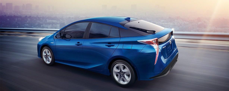 2018 Toyota Prius One vs Two vs Three vs Four Trims | Northbrook Toyota