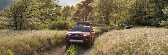 What Does Trd Stand For >> Difference Between Toyota Sr5 Trd In Northbrook Il