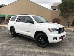 New 2019 Toyota Sequoia TRD Sport SUV for sale Philadelphia