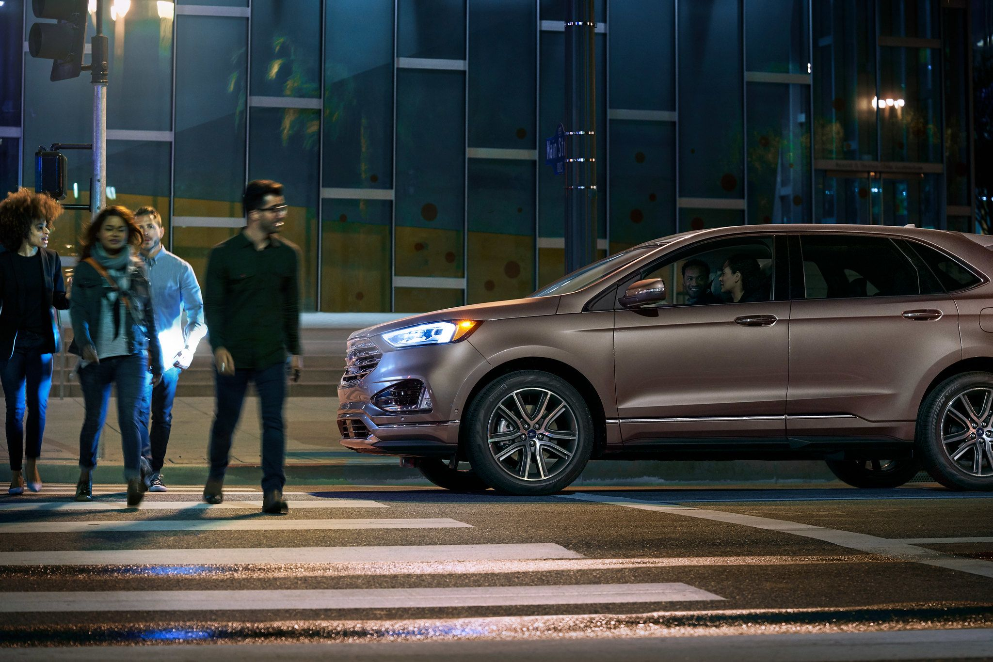2020 Ford Edge in Westland, MI