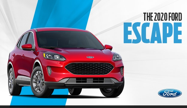 2020 Ford Escape | North Brothers Ford | Westland, MI