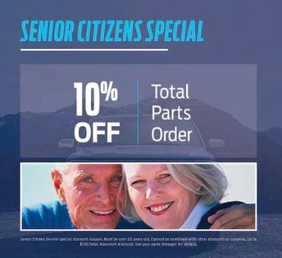 Senior Citizens Special