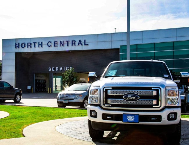 North Central Ford in Richardson, TX