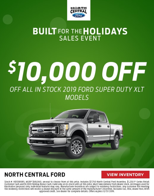 2019 F-250 Purchase Special