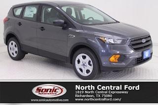 New 2019 Ford Escape S SUV near Dallas