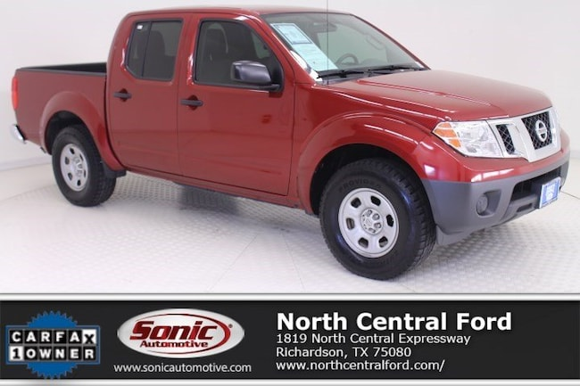 2016 Nissan Frontier S 2WD Crew Cab WB Auto Truck Crew Cab