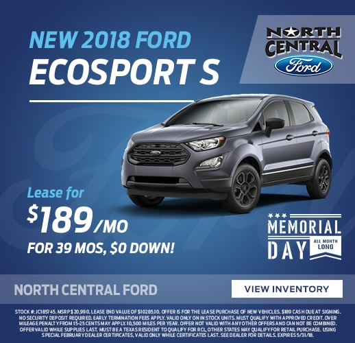 ford lease specials | ford dealer near dallas | richardson tx