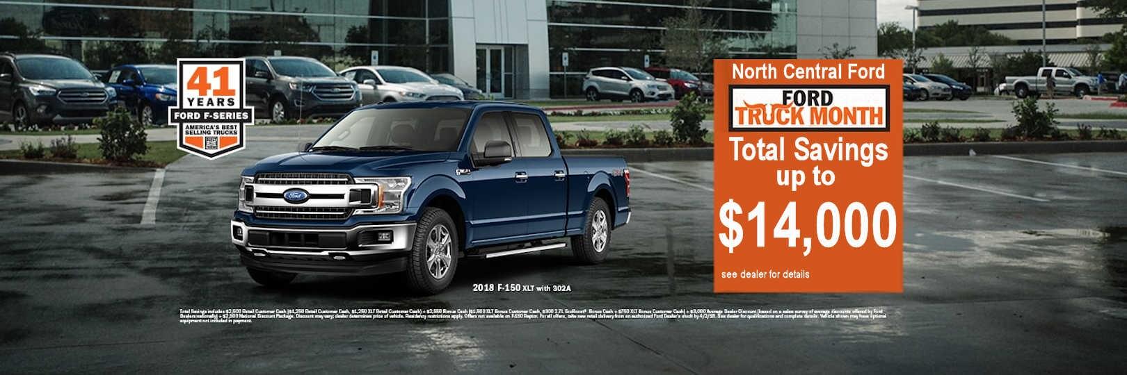 North Central Ford Near Dallas New Used Ford Dealership - Ford dallas