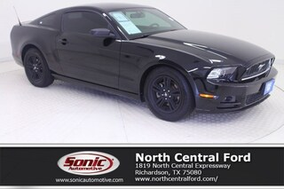 Used 2014 Ford Mustang V6 Premium 2dr Cpe Coupe near Dallas