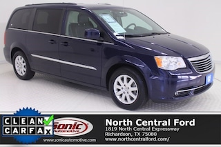 Used 2015 Chrysler Town & Country Touring 4dr Wgn Van near Dallas