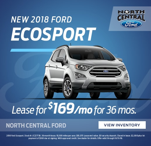 Ford Leasing: Ford Dealer Serving Dallas