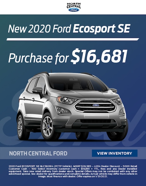ecosport Special