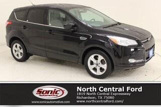 New 2016 Ford Escape SE SUV near Dallas