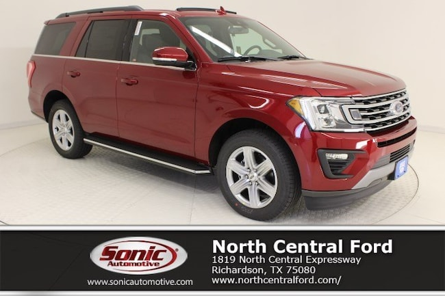 New 2019 Ford Expedition XLT SUV near Dallas