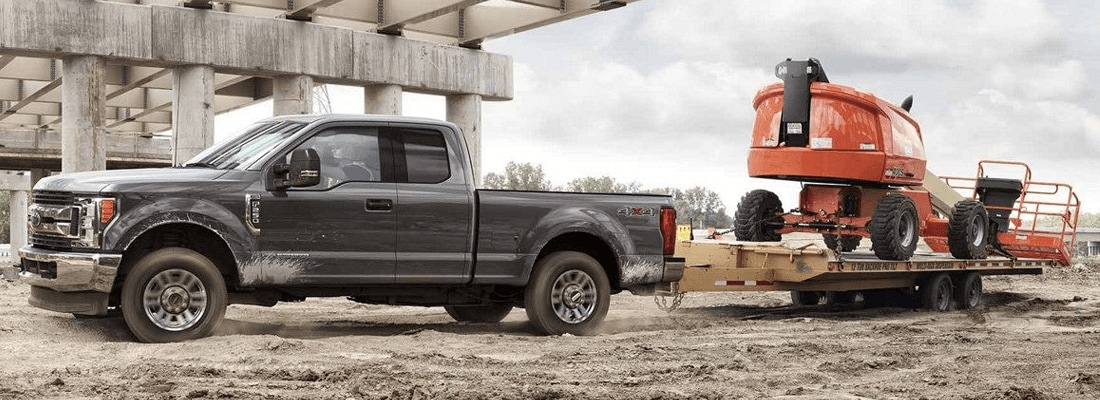 2019 Ford F-250 Towing Power