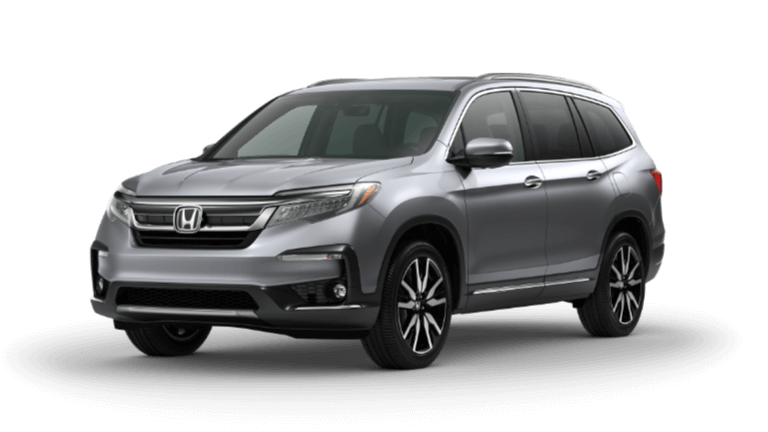2020 Honda Pilot Touring in Silver