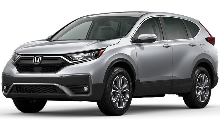 2020 Honda CR-V EX-L in Silver