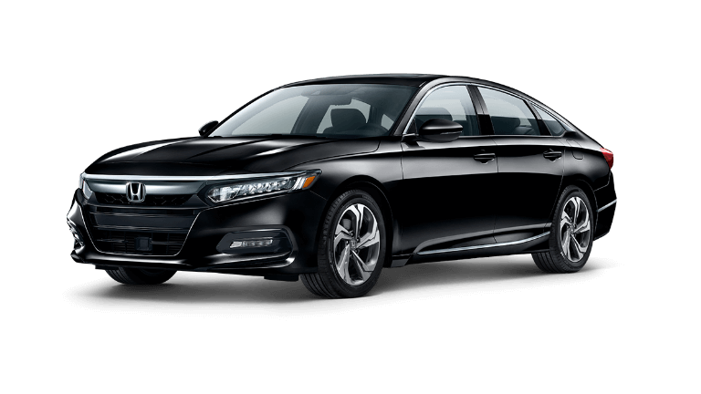 2020 Honda Accord EX-L in black