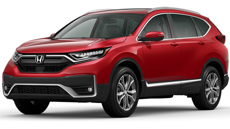 2020 Honda CR-V Touring in Red