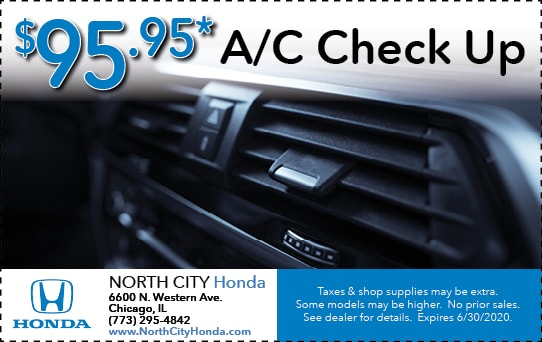 A/C Check Up