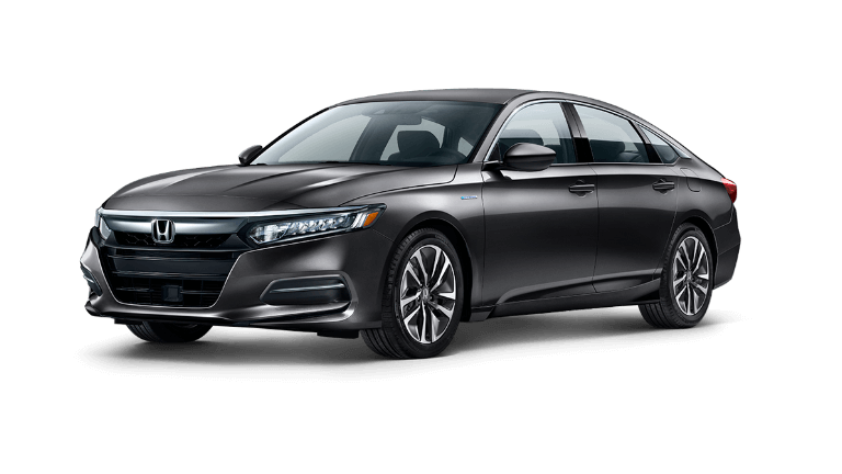 2020 Honda Accord Hybrid in Dark Gray