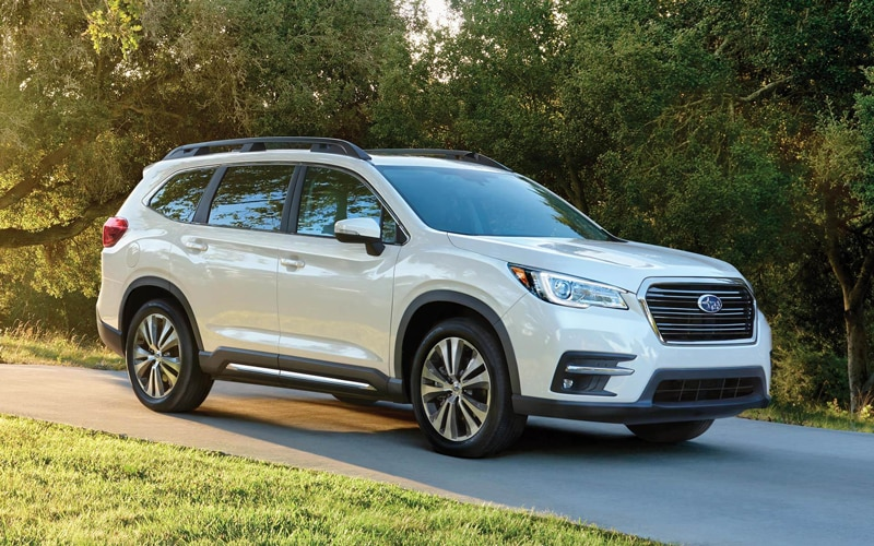 North Coast Subaru - The 2021 Subaru Ascent comes with a symmetrical all-wheel-drive system near Oyster Bay NY