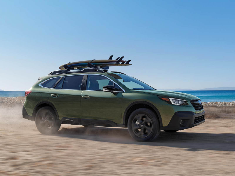 North Coast Subaru - Test-drive the 2021 Subaru Outback near Sea Cliff NY