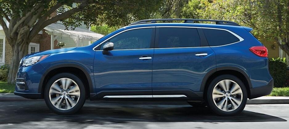 Enjoy the road in a 2021 Subaru Ascent near Sea Cliff NY