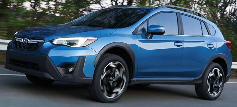 North Coast Subaru - Test-drive the 2021 Subaru Crosstrek near Oyster Bay NY