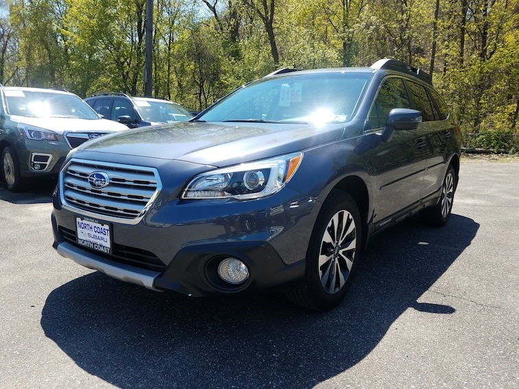 Used 2016 Subaru Outback 2.5i Limited SUV for sale near Hicksville