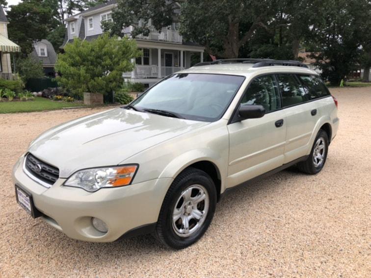 Used 2007 Subaru Outback 2.5 i Basic Wagon for sale near Hicksville