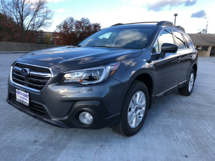 Used 2018 Subaru Outback 2.5i Premium with SUV for sale near Hicksville