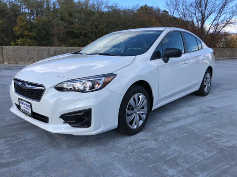 Used 2018 Subaru Impreza 2.0i Sedan for sale near Hicksville