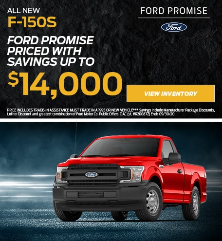 All New F-150s