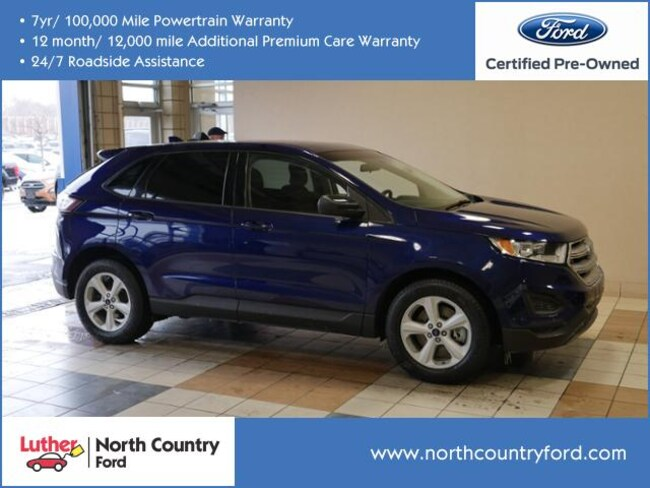 2016 Ford Edge SE AWD SUV