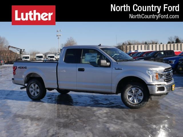North Country Ford >> 2019 Ford F 150 Xlt Truck Ti Vct V8 Engine With Auto Start Stop Technology 5 0l