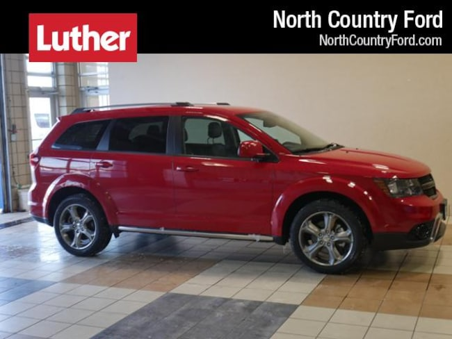2017 Dodge Journey Crossroad AWD SUV