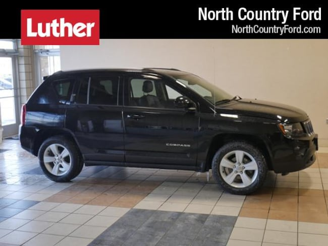 2017 Jeep Compass Latitude 4x4 *Ltd Avail* SUV