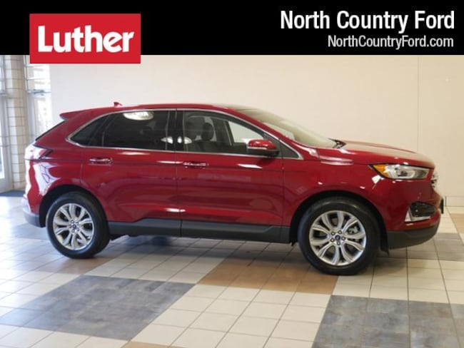 North Country Ford >> Used 2019 Ford Edge For Sale At North Country Lincoln Vin