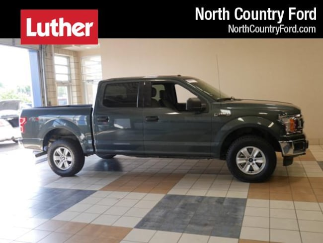 North Country Ford >> Used 2018 Ford F 150 For Sale At North Country Lincoln Vin