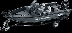 2018 Legend Boats 16 Xterminator D + Tax -