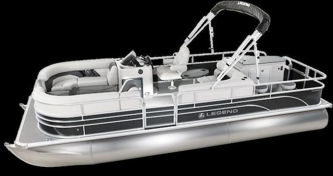 2016 Legend Boats Enjoy Friendship + Tax -