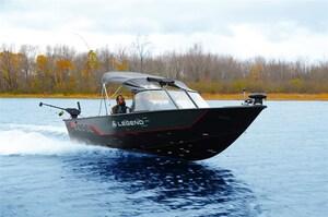 2018 Legend Boats 20 XTR troller  + Tax -