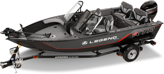 2019 Legend Boats 16 XTR Pkg. Power Up Savings