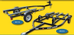 2019 Easy Hauler PWC TRAILERS PRICED* FROM