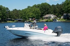 2018 STINGRAY BOAT CO 186CC C$ + Tax