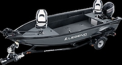 2018 Legend Boats 16 Xterminator T ALL-IN PRICE $40./WEEK -