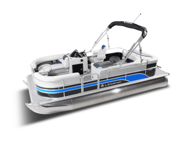 2018 Legend Boats ENJOY CRUISING + Tax